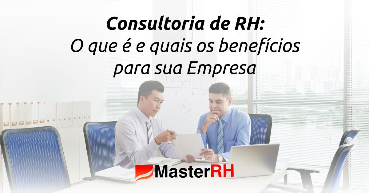 consultoria de rh